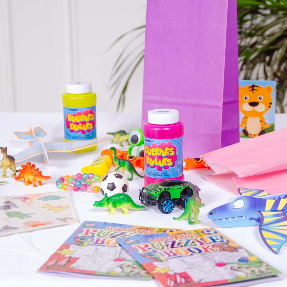 Party Bag Fillers & Gifts