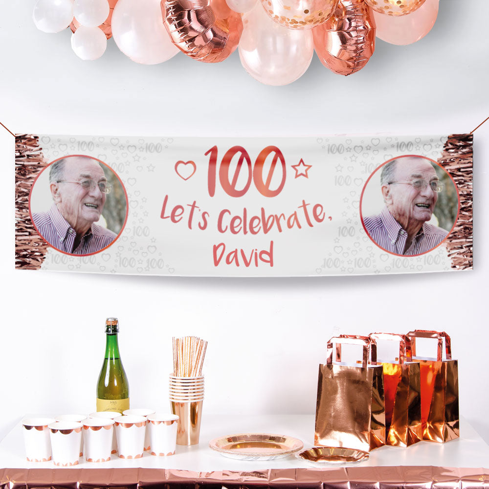 100th Banners