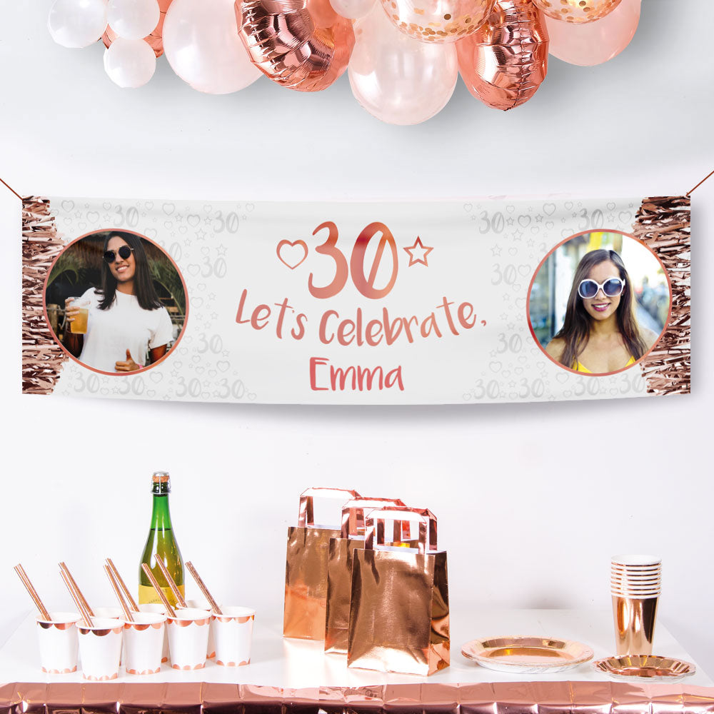 Grown Up Birthday Banners