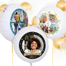 Personalised Photo Balloons