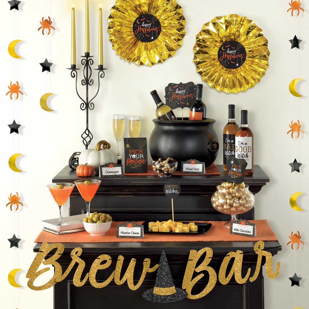 Halloween Tableware & Catering