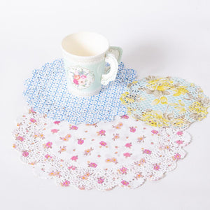 Truly Scrumptious Party Paper Doilies (x24)