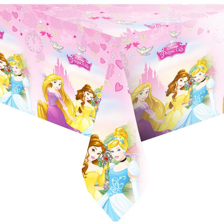 Disney Princess Party Table Cover