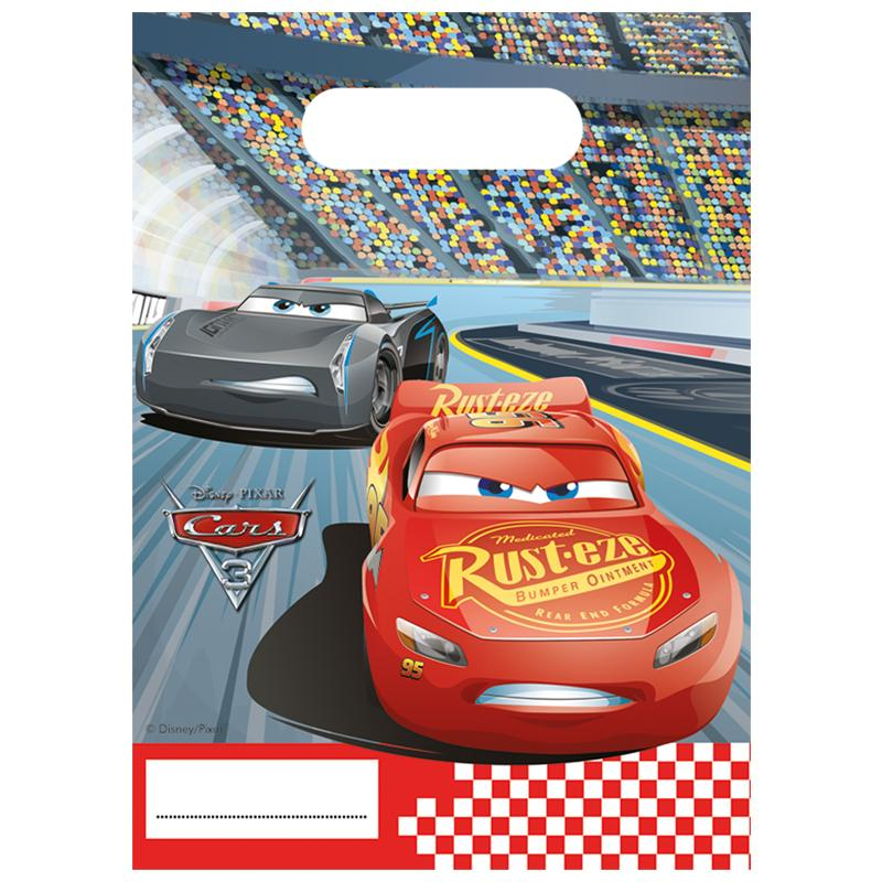 Disney Cars Party Bags (x6)