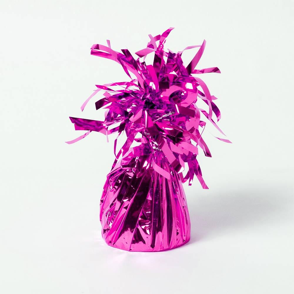 Foil Balloon Weight Pink