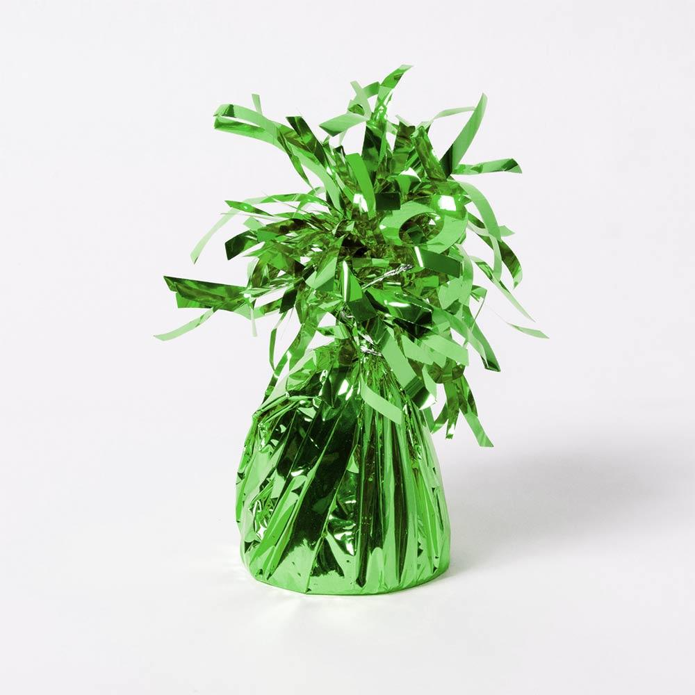 Foil Balloon Weight Green