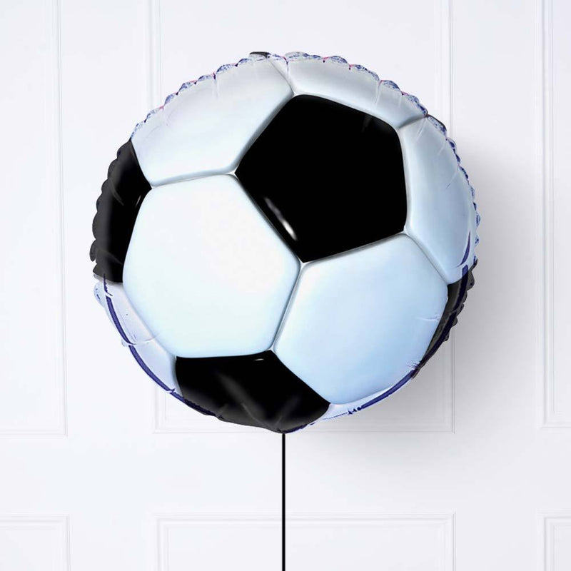 Football Party Helium Balloon