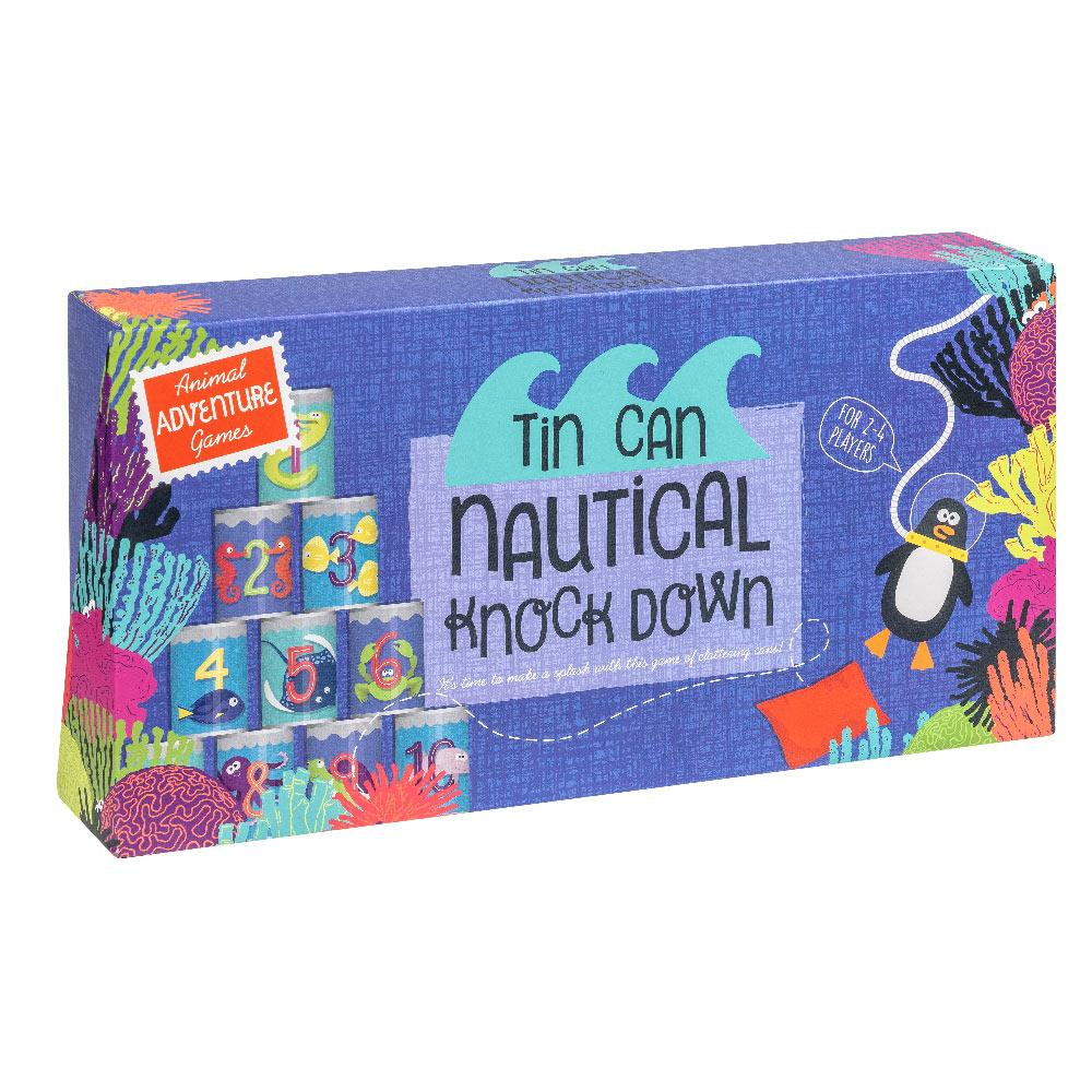 Tin Can Nautical Knock Down