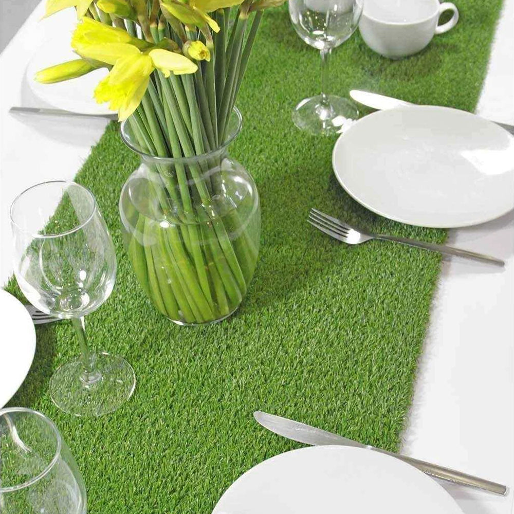 Table Runner - Grass Effect