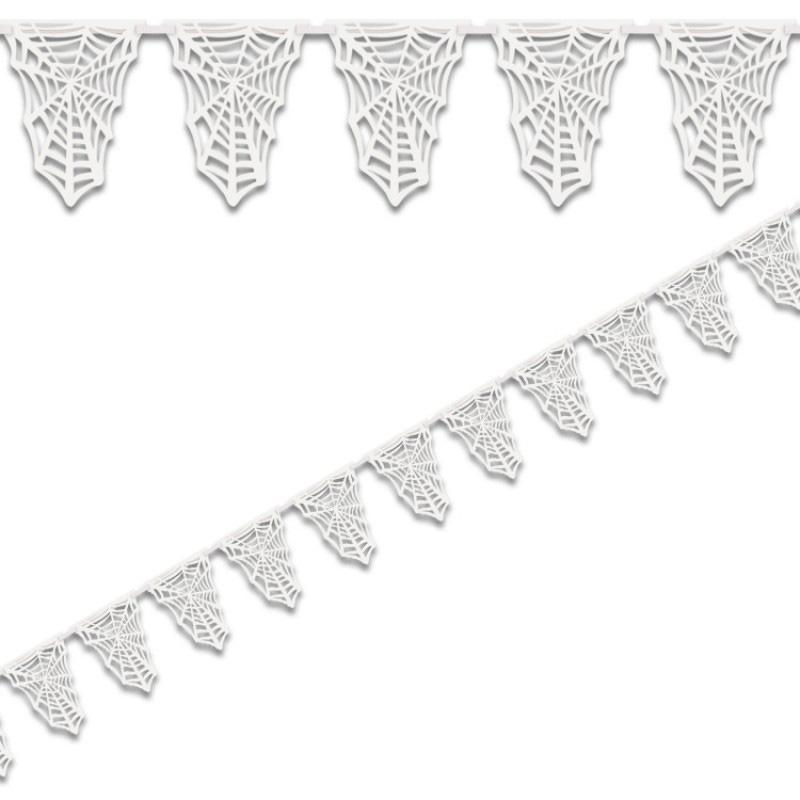 Spider Web Flag Bunting