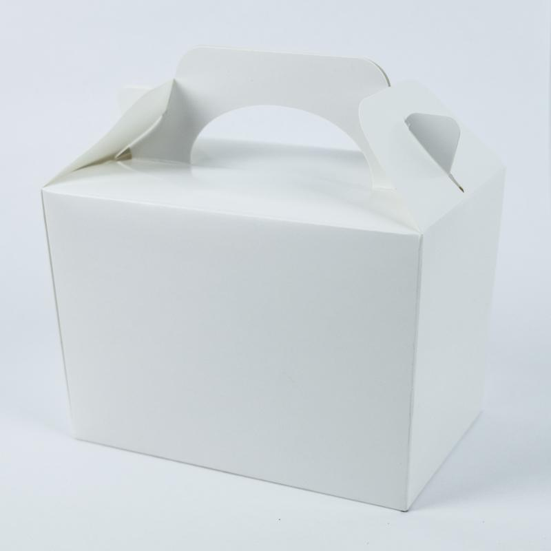 Party Boxes Ivory (x8)
