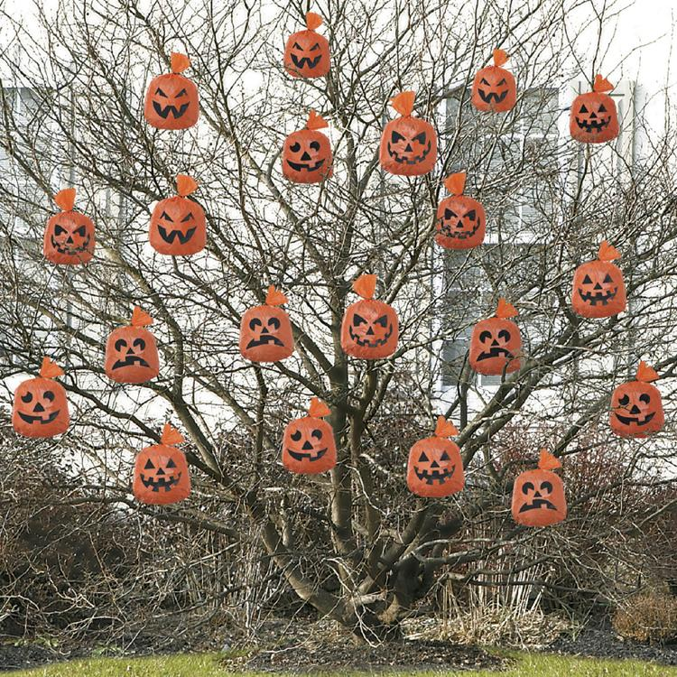 Pumpkin Hanging Party Decoration