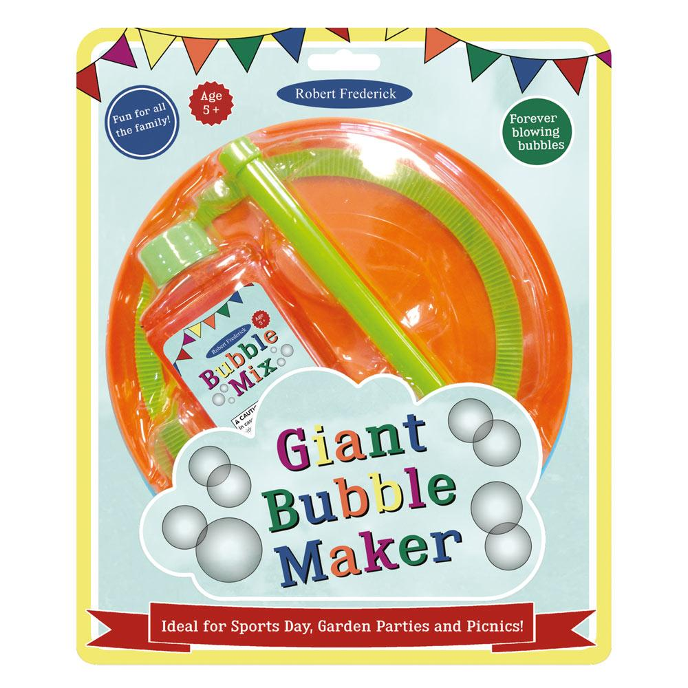 Giant Bubble Maker - Fun Day Games