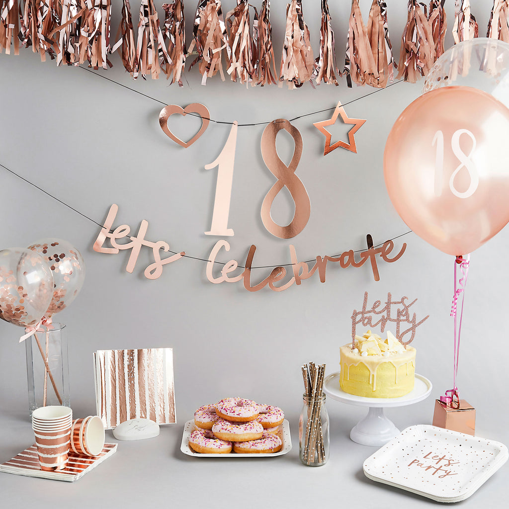 Create Your Own Bundle - 18th Birthday