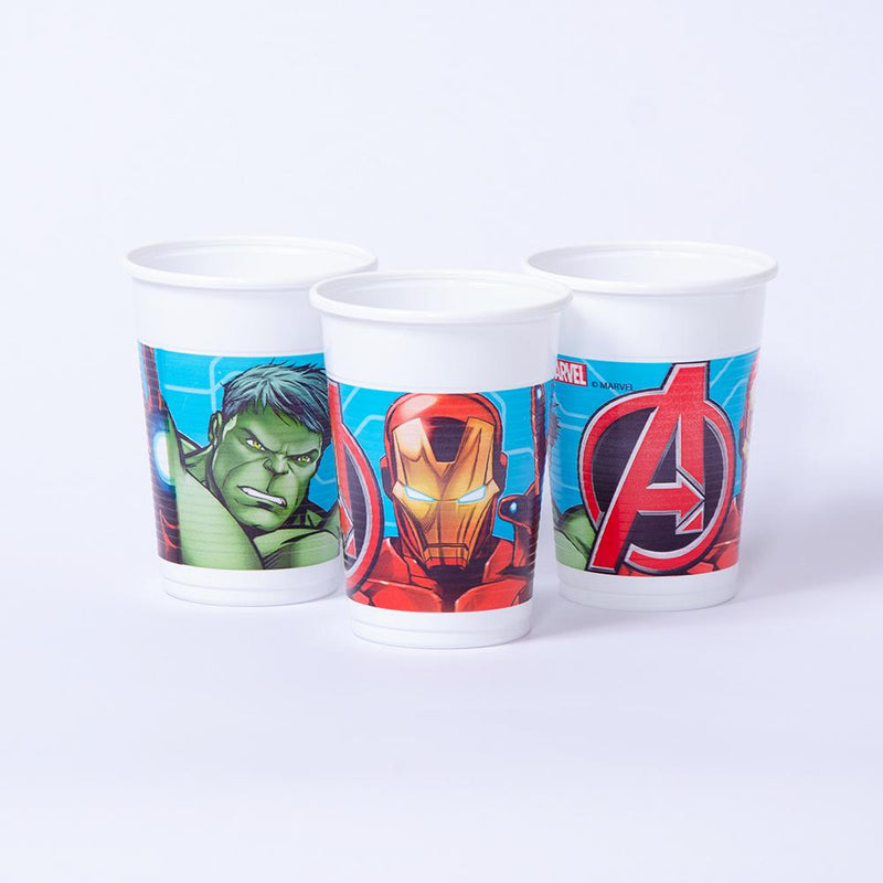 Marvel Avengers Plastic Party Cups
