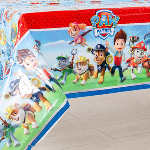 Paw Patrol Party Table Cover