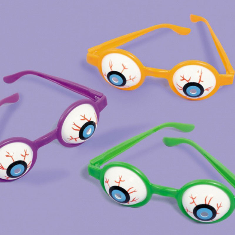 Eyeball Glasses (x6)