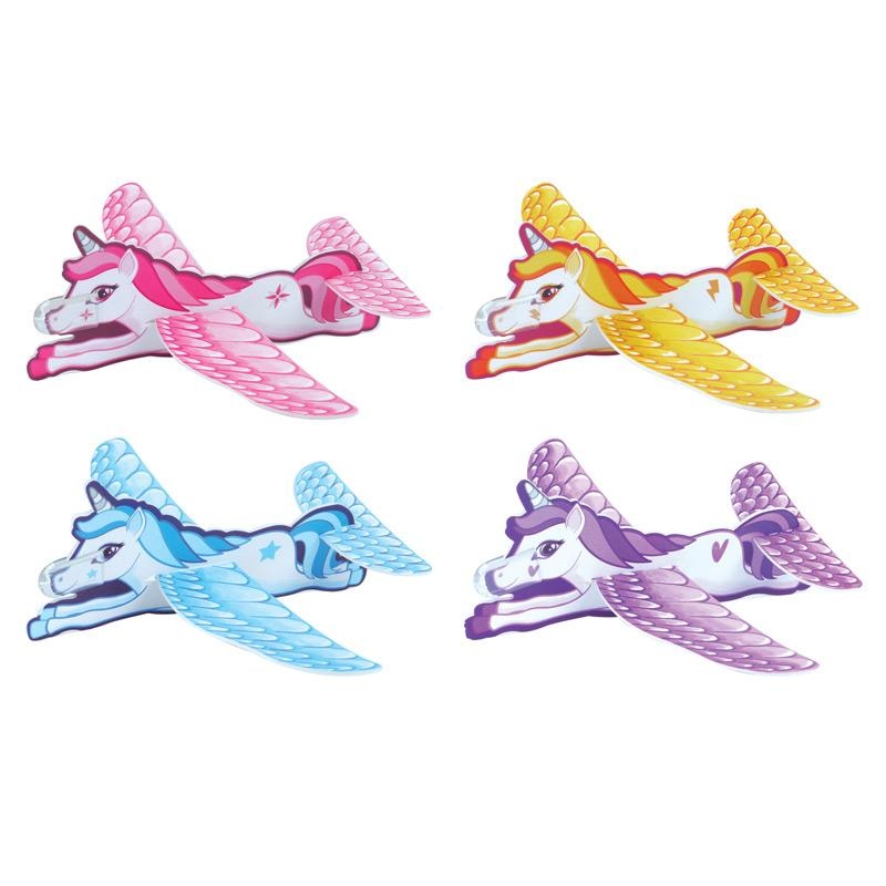 Unicorn Gliders (x4)