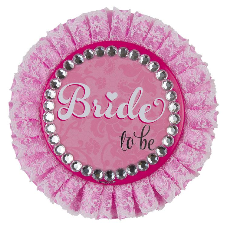 Hen Party Deluxe Badge