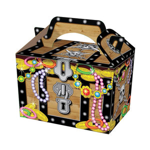 Treasure Chest Party Boxes (x4)