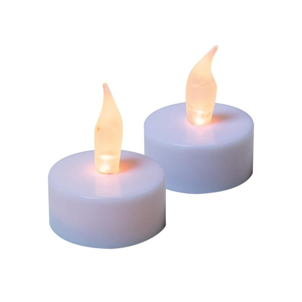Tea Light Flickering Candles (x3)