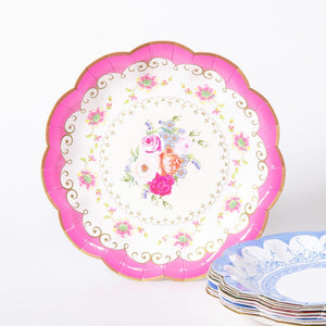 Truly Scrumptious Paper Party Plates (x12)