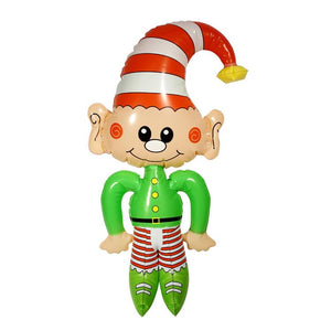 Inflatable Elf Decoration