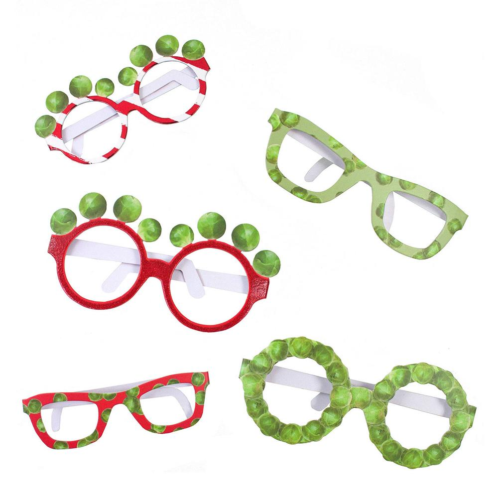 Brussels Sprout Glasses (x6)