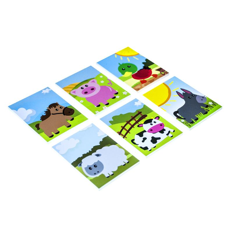 Farm Mini Memo Pads (x6)