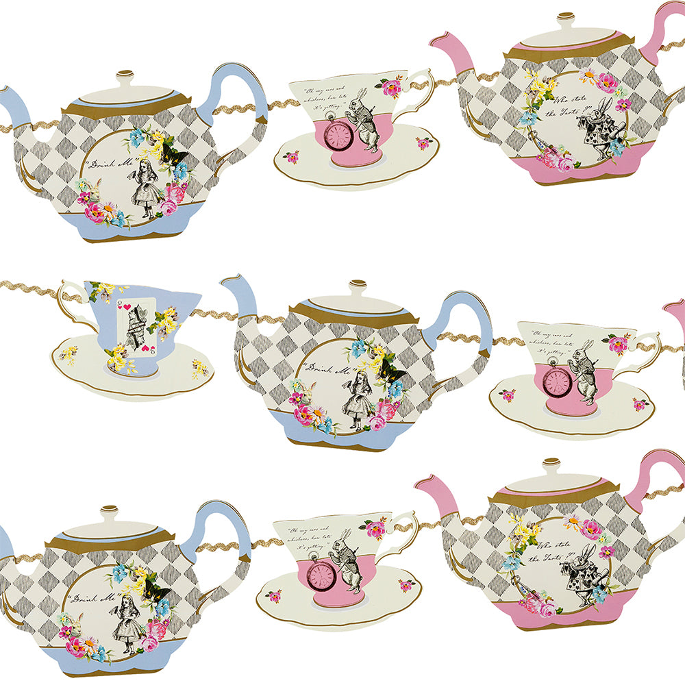 Click to view product details and reviews for Truly Alice Bunting.
