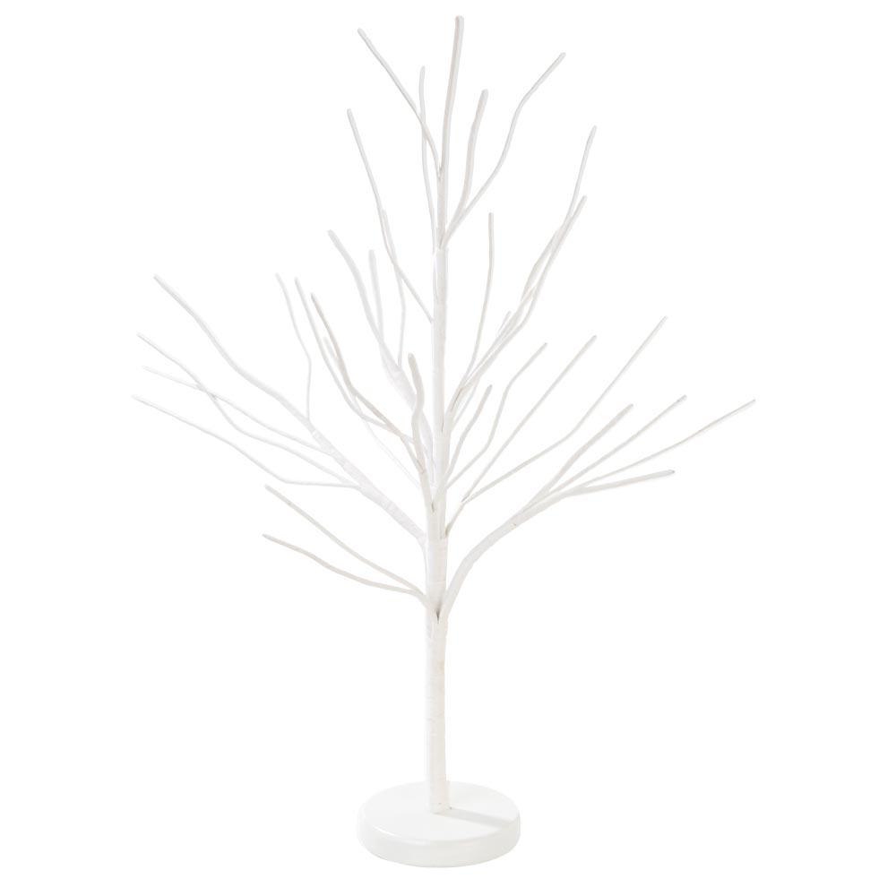 White Wire Tree