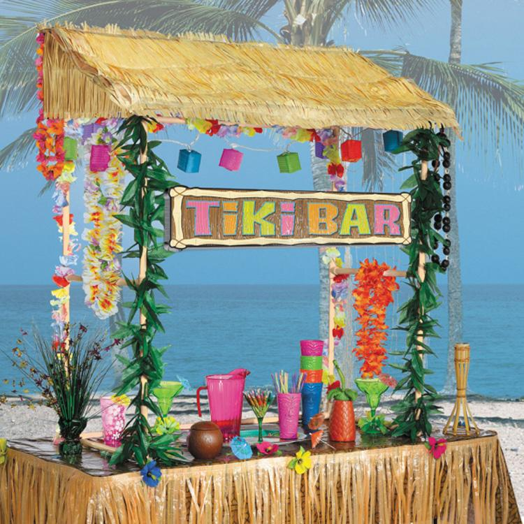 Tiki Hut Bar