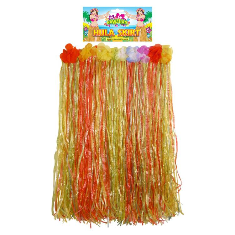 Adult Hawaiian Hula Grass Skirt