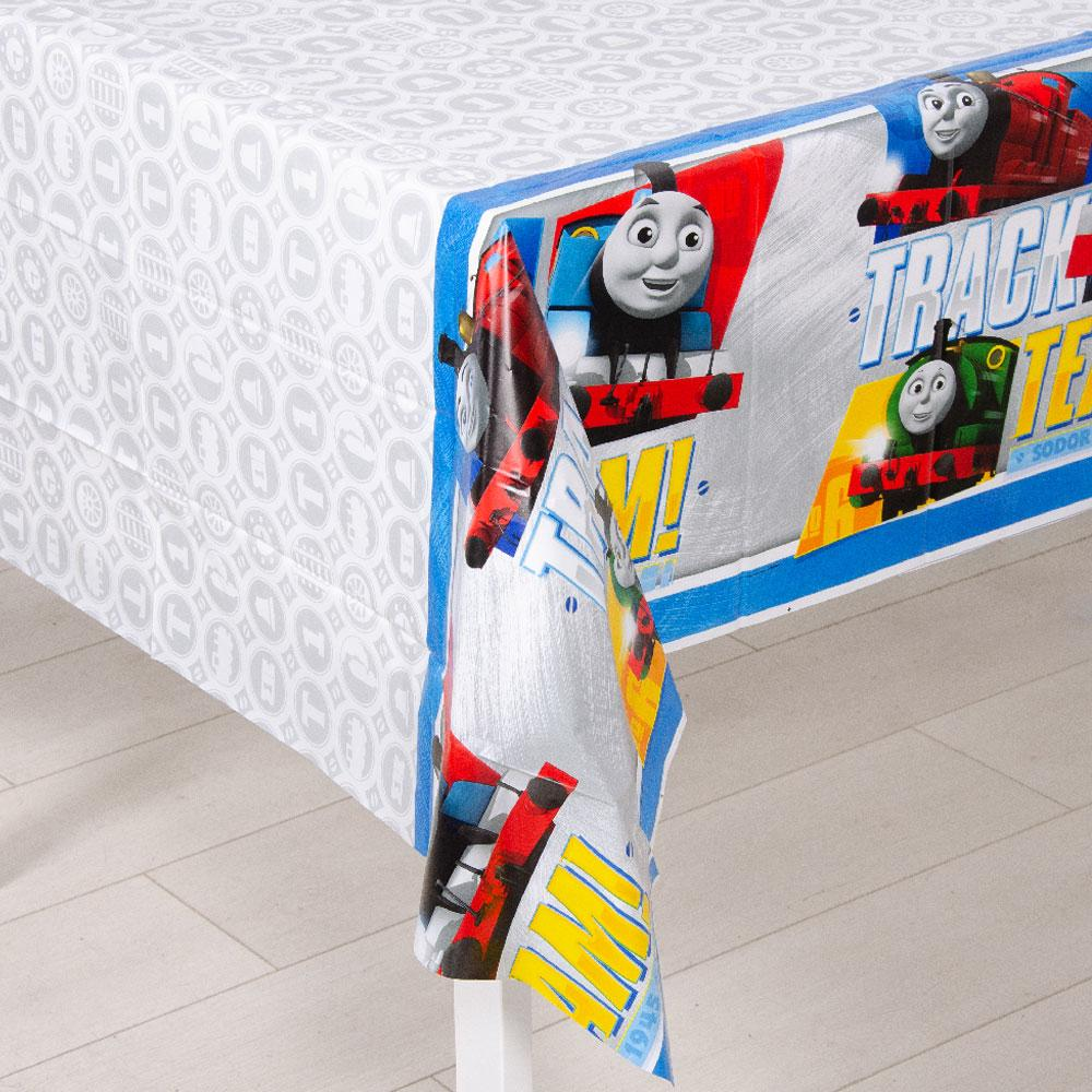 Thomas The Tank Engine Plastic Table Cover
