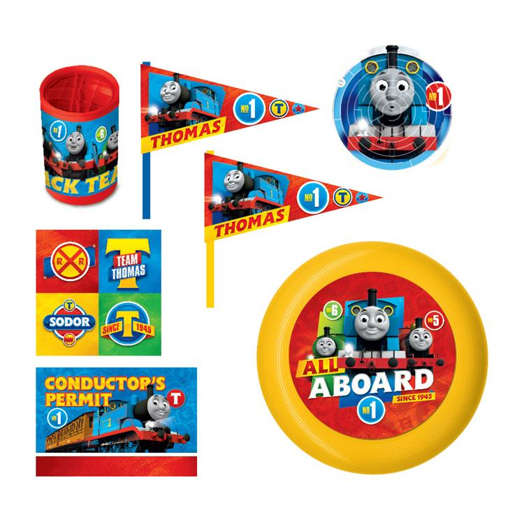 Thomas The Tank Engine Favour Pack (x48)
