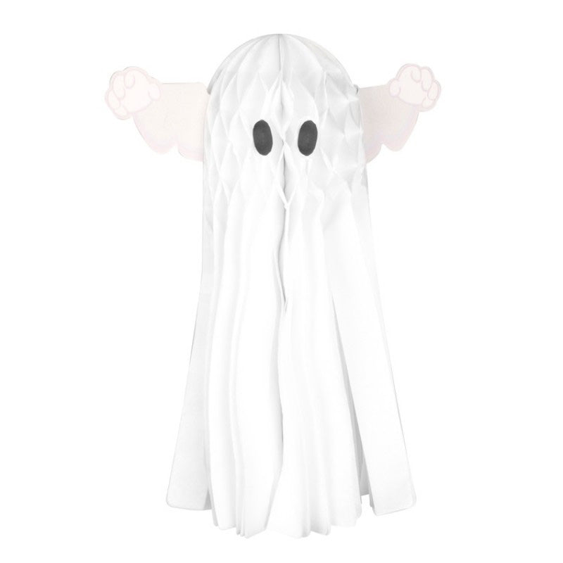 Halloween Honeycomb Decorations Ghost