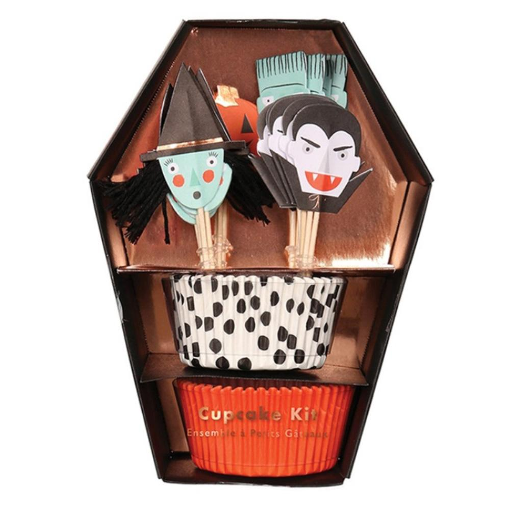 Halloween Cupcake Kit (x24)