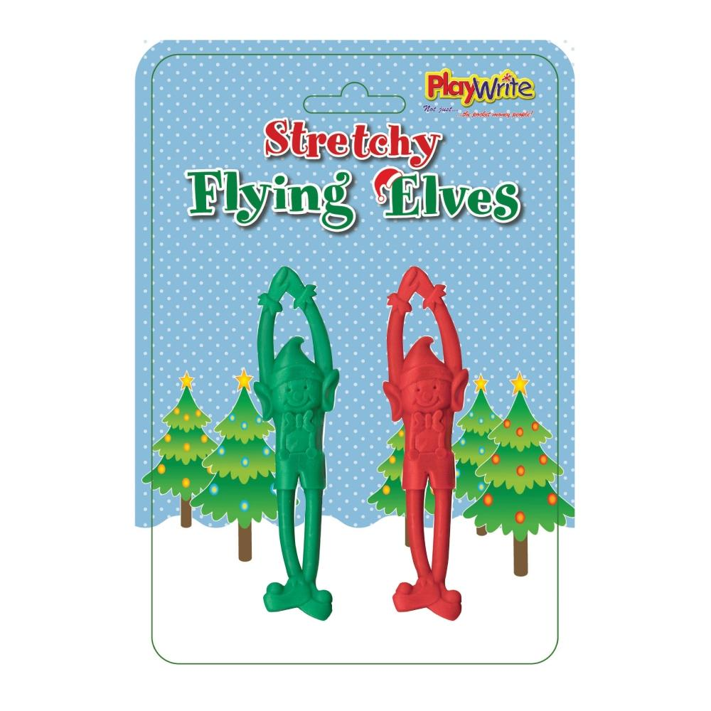 Stretchy Flying Elves (x2)