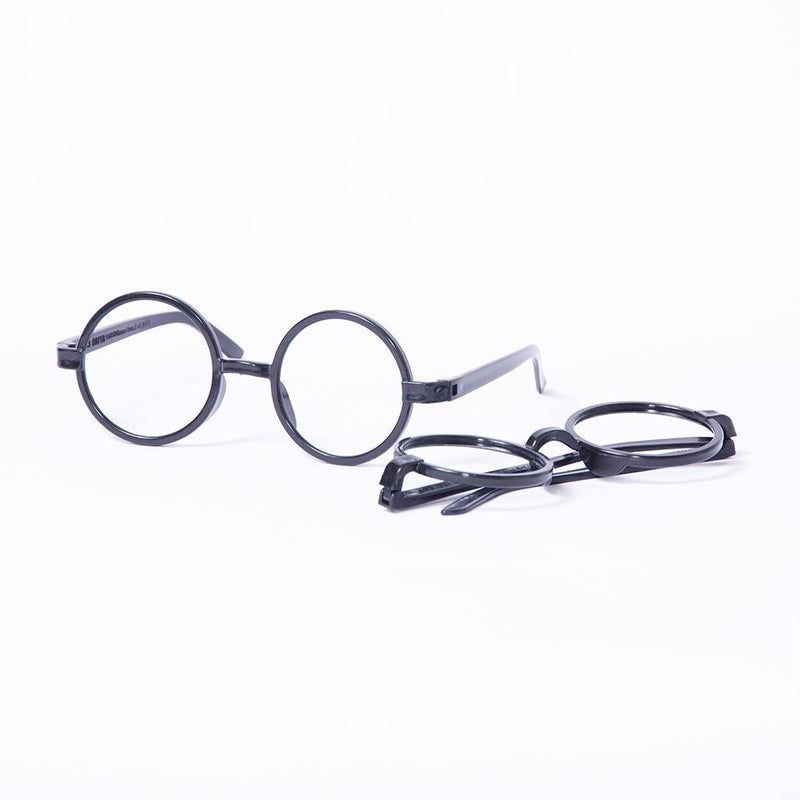2 pairs of Harry Potter circle-rimmed glasses