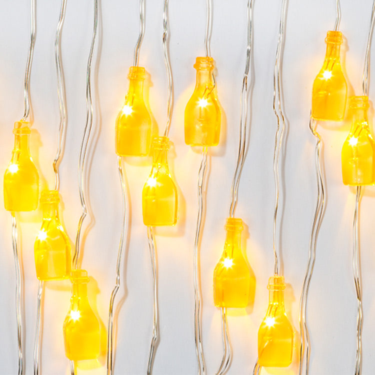 Click to view product details and reviews for Mini Prosecco Lights.