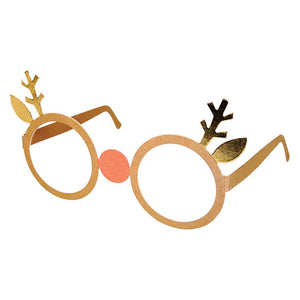 Reindeer Glasses (x8)