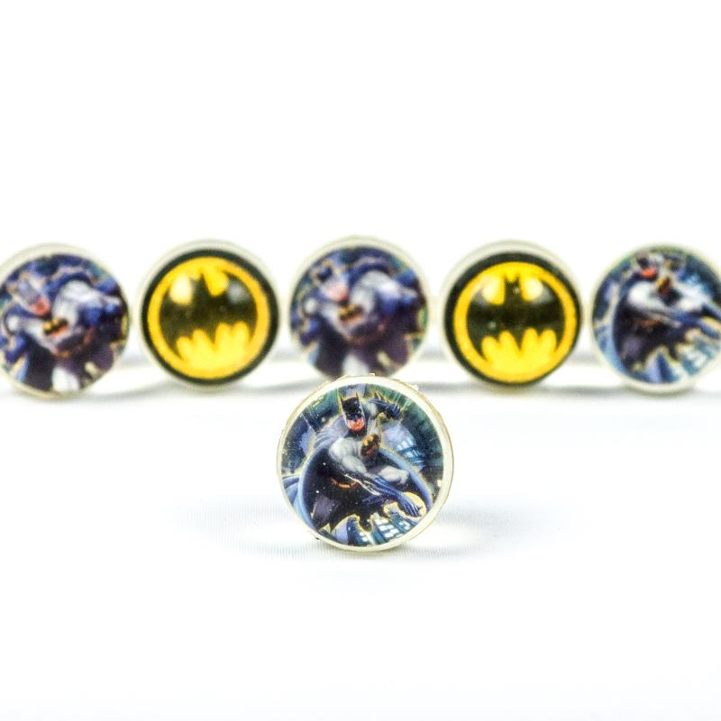 Batman Bouncing Ball (x6)