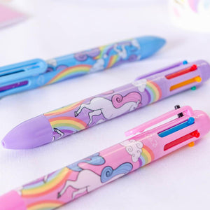 Unicorn Multi-Colour Pen