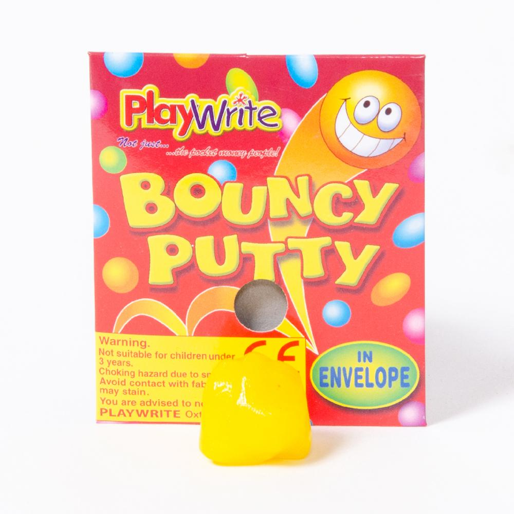 Bouncy Putty in Envelope (x4)