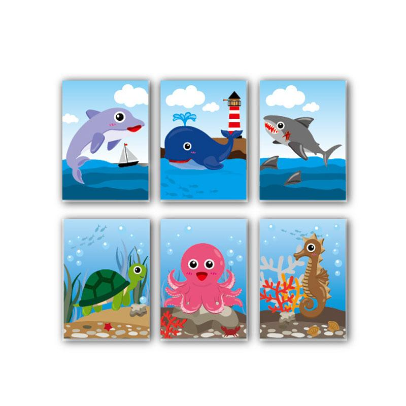 Sealife Mini Memo Pads (x6)