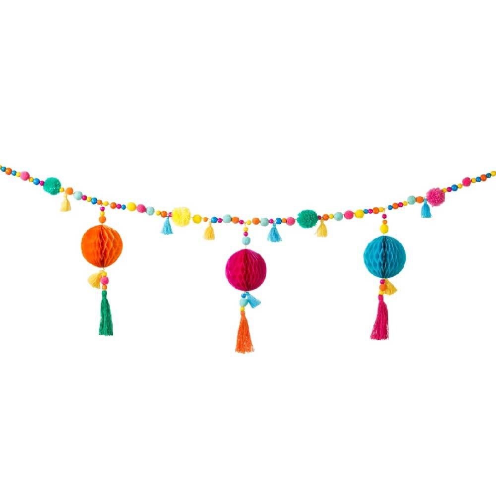 Boho Party - Tassel Party Garland