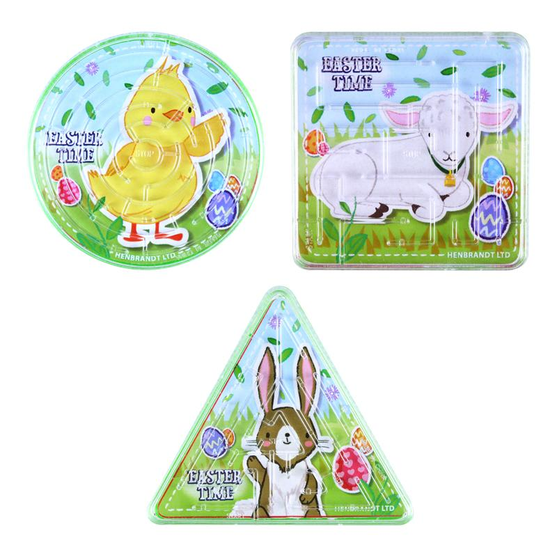 Easter Maze Puzzles (x6)