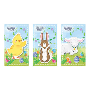 Easter Notebook (x6)