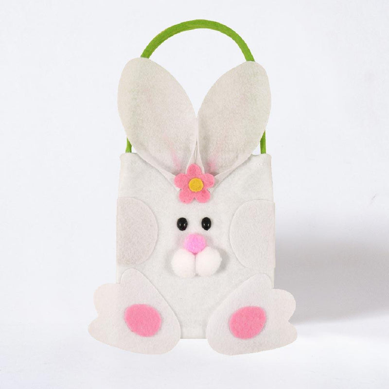 Easter Bunny felt Treat Bag