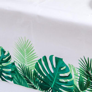 Palm Leaf Paper Table Cover